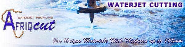 Afriq Cut Waterjet Profiling