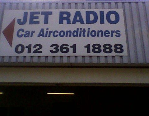 Jet Radio Aircon Services