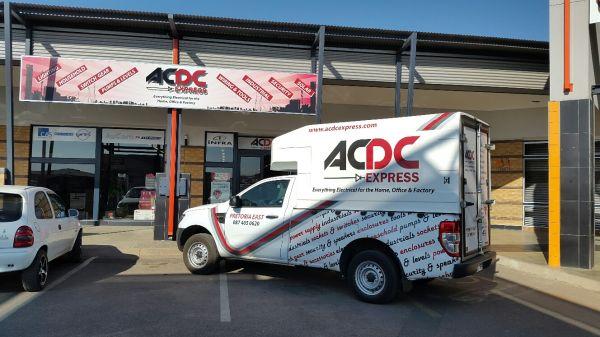 ACDC Express Pretoria East (Menlyn Retail Park)