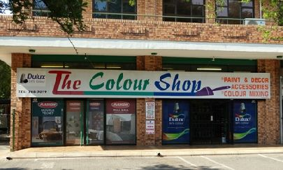 The Colour Shop